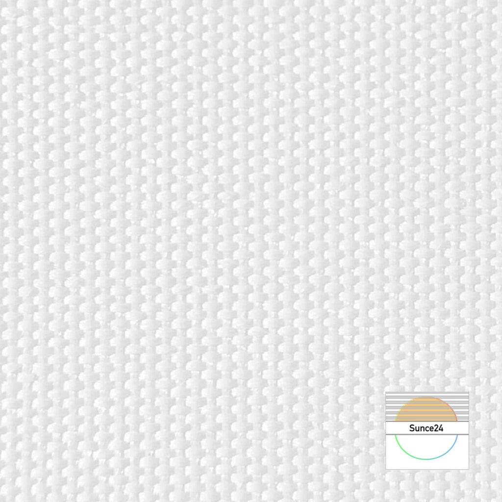Günstiges Verdunkelungsrollo kaufen Stoff Weiß