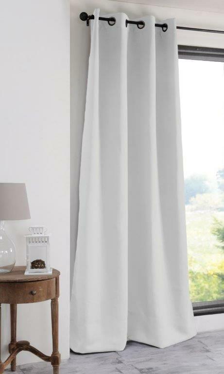 Verdunkelungsvorhänge online kaufen Notte Weiß