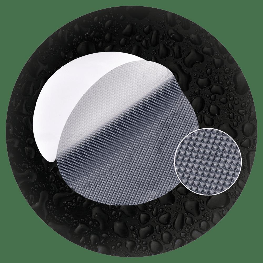 Anti Rutsch aufkleber rund